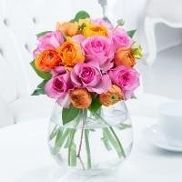 Rose & Ranunculus