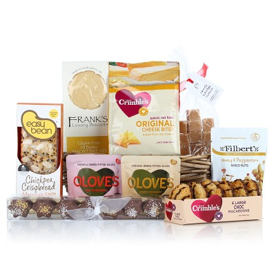Freefrom hampers blossoming gifts gluten wheat free gluten wheat free basket negle Choice Image