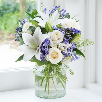 New baby flowers blossoming gifts flower delivery negle Images