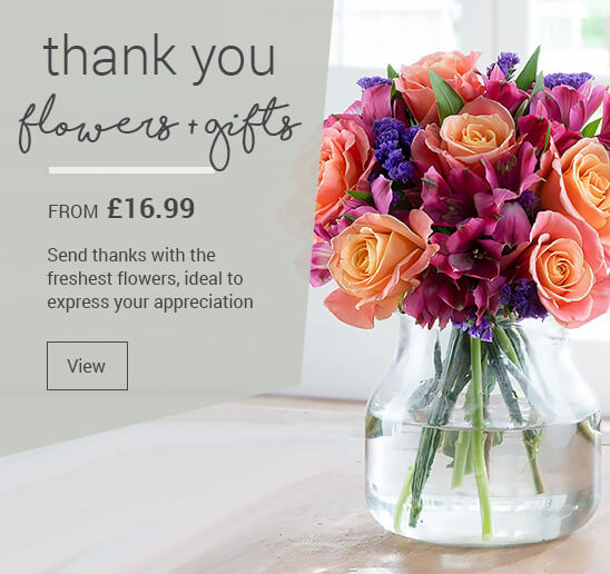 Thank You Flowers and Gifts