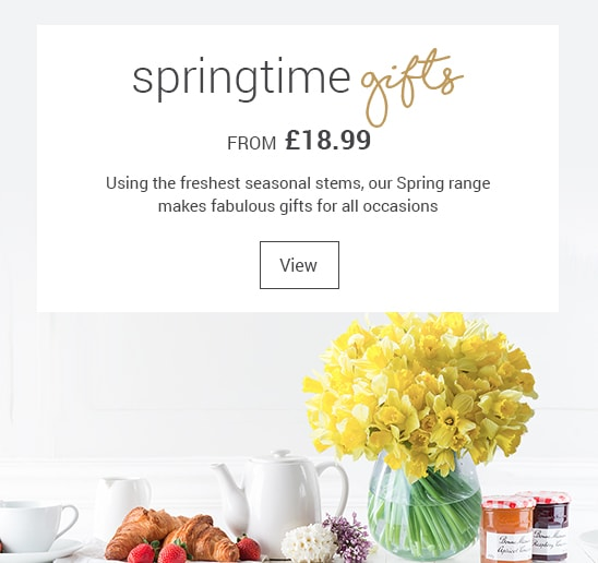 Spring Flowers & Gifts