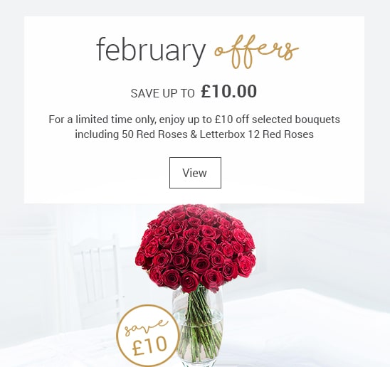 February Offers